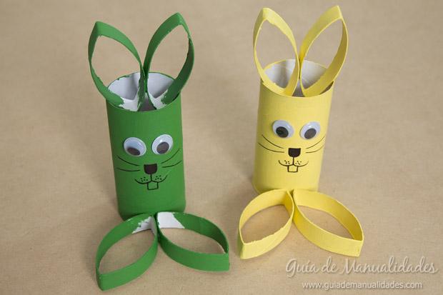 Conejos de cartón 13