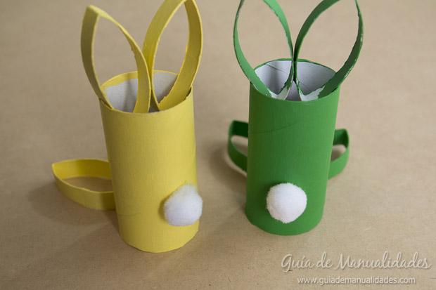Conejos de cartón 15