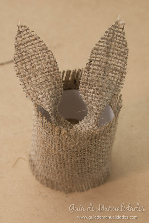 Servilleteros con forma de conejo 8