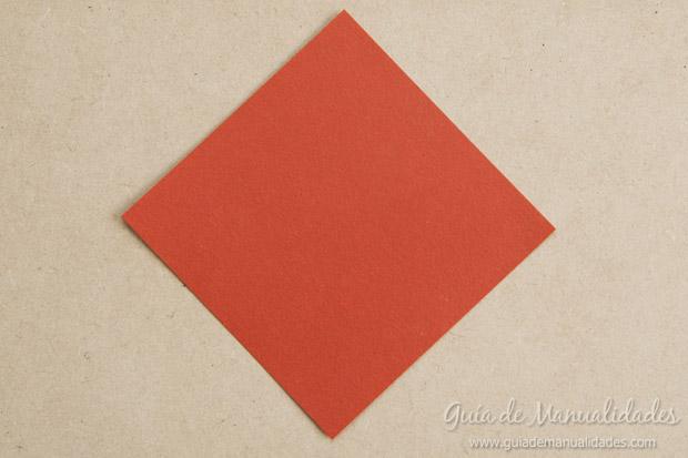 Corazón origami 2