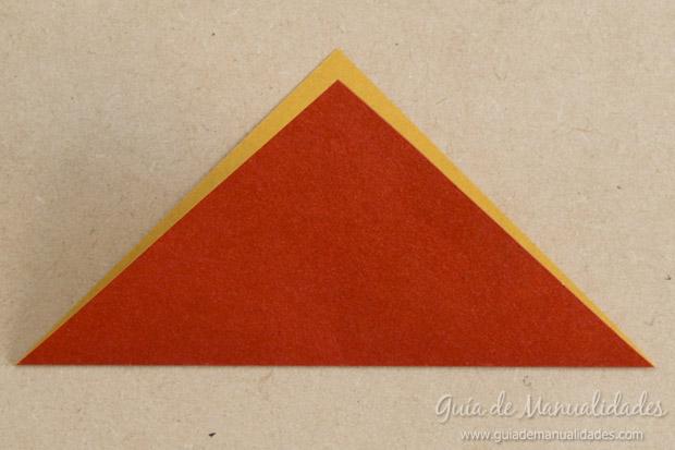 Corazón origami 3