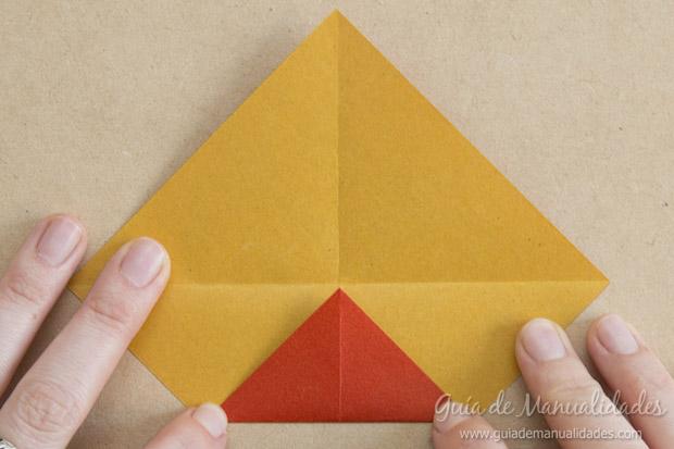 Corazón origami 5