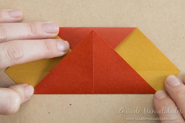 Corazón origami 6