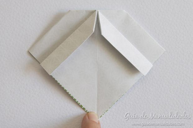 Moño de papel 10
