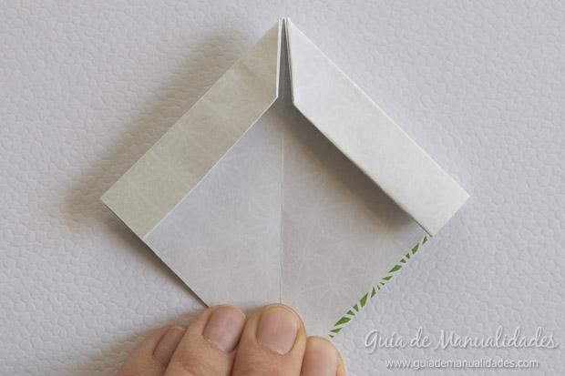 Moño de papel 11