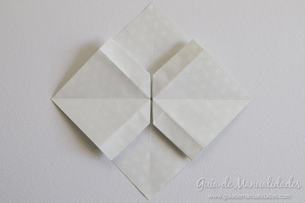 Moño de papel 15
