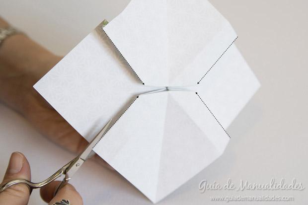Moño de papel 17