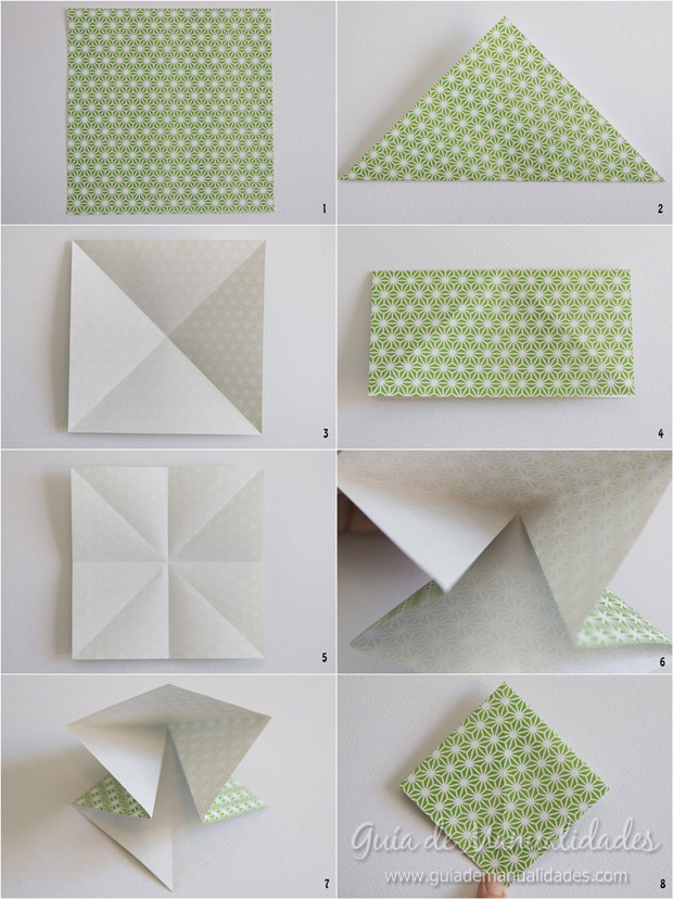 mo o de origami paso a paso gu a de manualidades