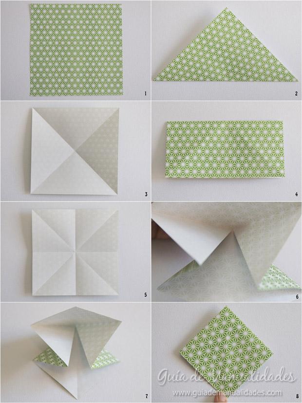 Moño de papel 2