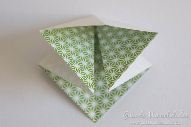 Moño de papel 3