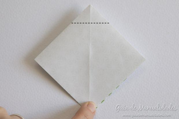 Moño de papel 4