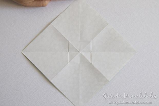 Moño de papel 7