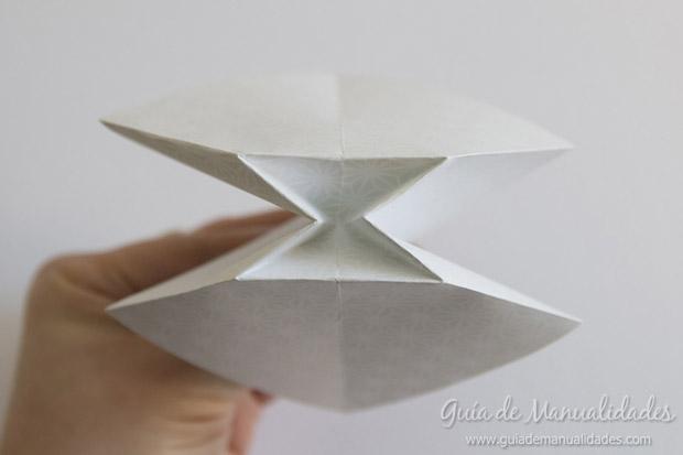 Moño de papel 8