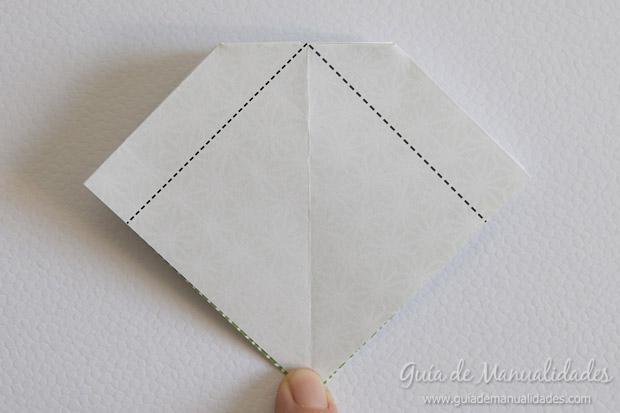 Moño de papel 9
