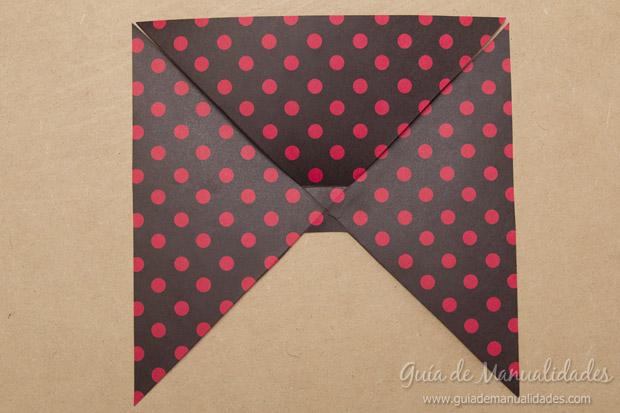Moños de papel 5