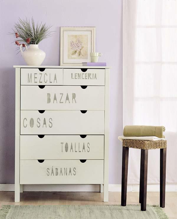 Personaliza un mueble para manteler a y blanco del hogar - Hogar del mueble ingenio ...