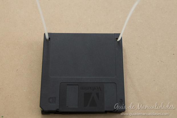 Anotador con diskettes 7