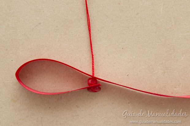 Adornos navide os con cintas gu a de manualidades - Adornos navidenos de tela ...