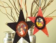 imagen Estrellas brillantes para Halloween