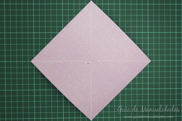 Móvil molinillos papel 4