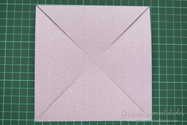 Móvil molinillos papel 5