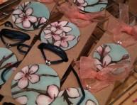 imagen Preciosos colgantes DIY con arandelas y resina