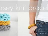 imagen Transforma tus viejas camisetas en pulseras