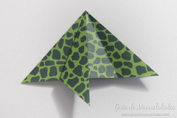 Rana de origami 12