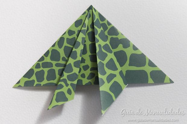 Rana de origami 13