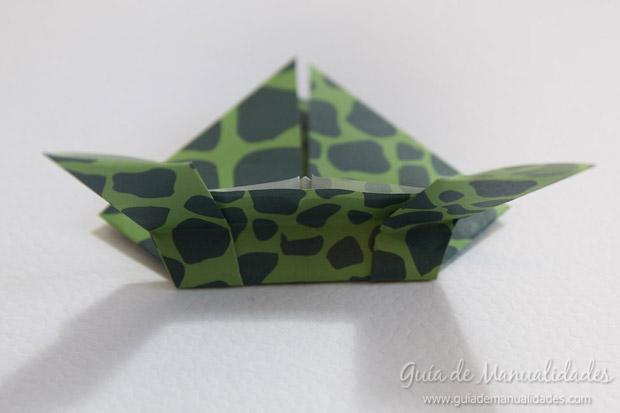 Rana de origami 20