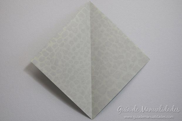 Rana de origami 4