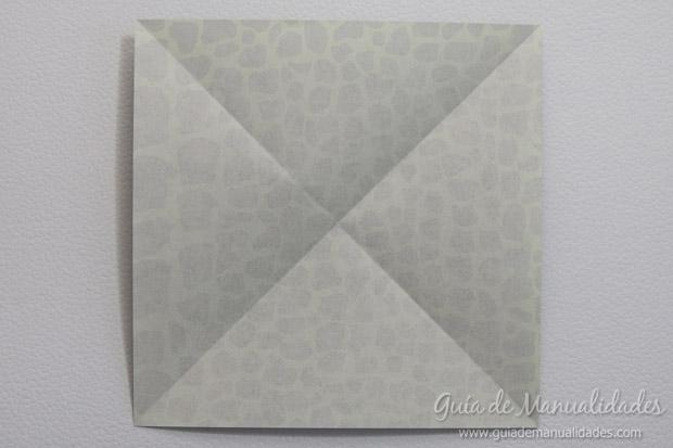 Rana de origami 5