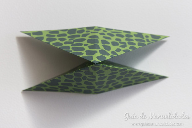 Rana de origami 9