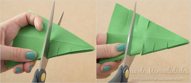 Как делать елку из бумаги своими руками поэтапно - ПРОСПЕКТ