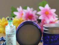 imagen Cómo hacer perfume sólido