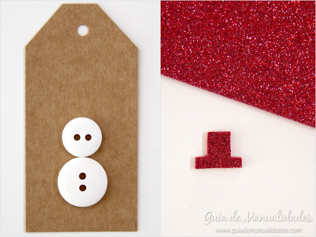 Etiquetas navideñas 3