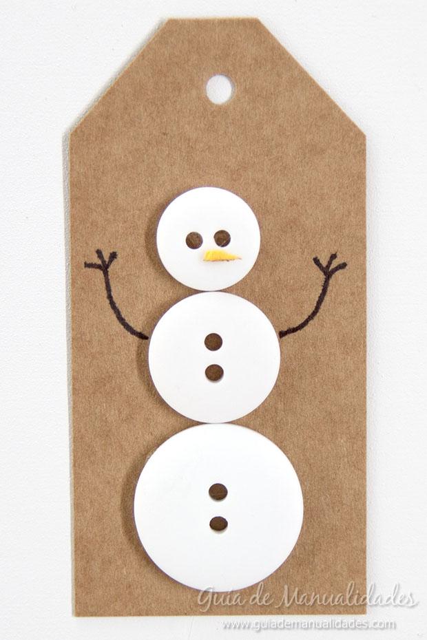 Etiquetas navideñas 7