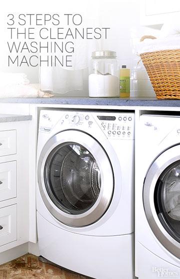 Limpieza lavadora