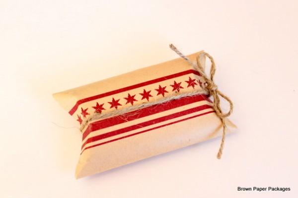 Ideas de navidad con tubos de cartón 7