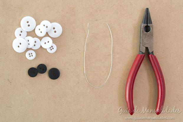 Idea navidad con botones 7