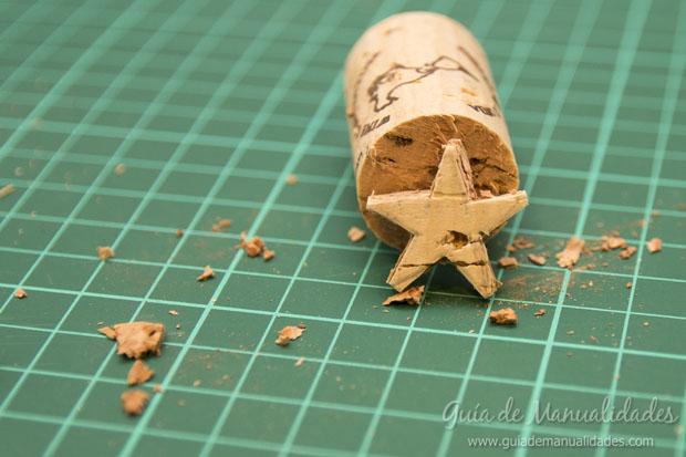 Adornos DIY con corchos 16