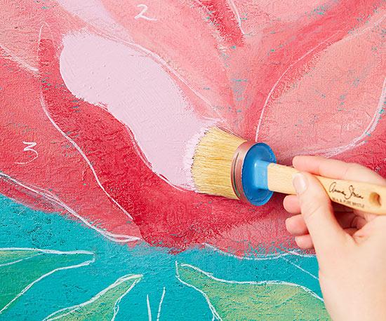 Sofá pintado 6