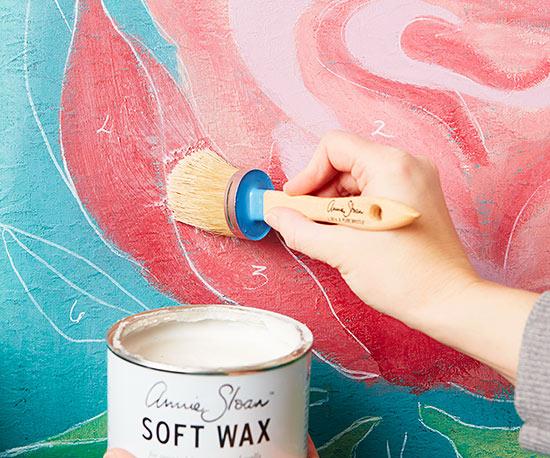 Sofá pintado 7