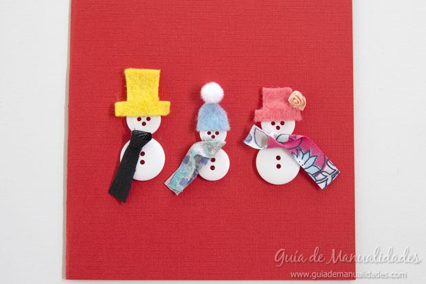 Tarjetas navide as creativas de ltima hora gu a de - Tarjetas navidenas manualidades ...