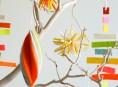 imagen 3 adornos de fieltro para tu árbol de Navidad