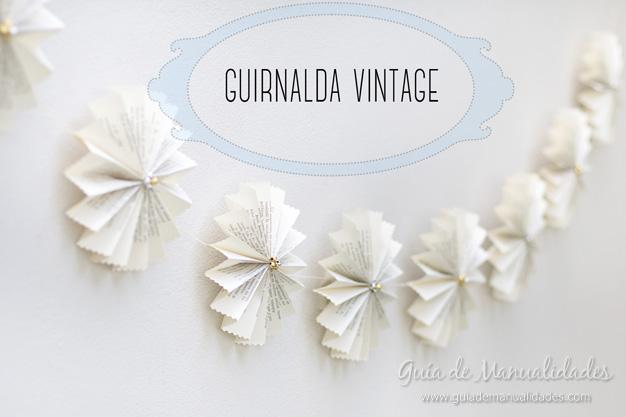 Guirnalda vintage 1