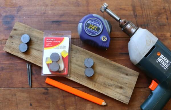 Soporte magnético para cuchillos 2