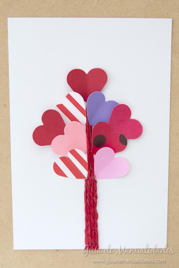 Любовные открытки своими руками 5