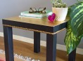 imagen Idea para personalizar una mesa auxiliar