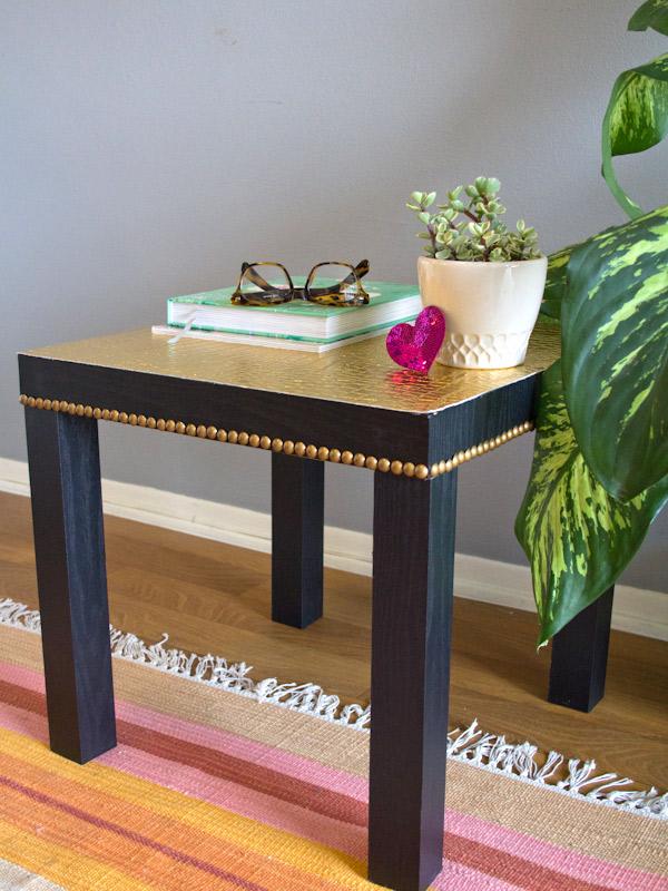 Renovar una mesa auxiliar 1